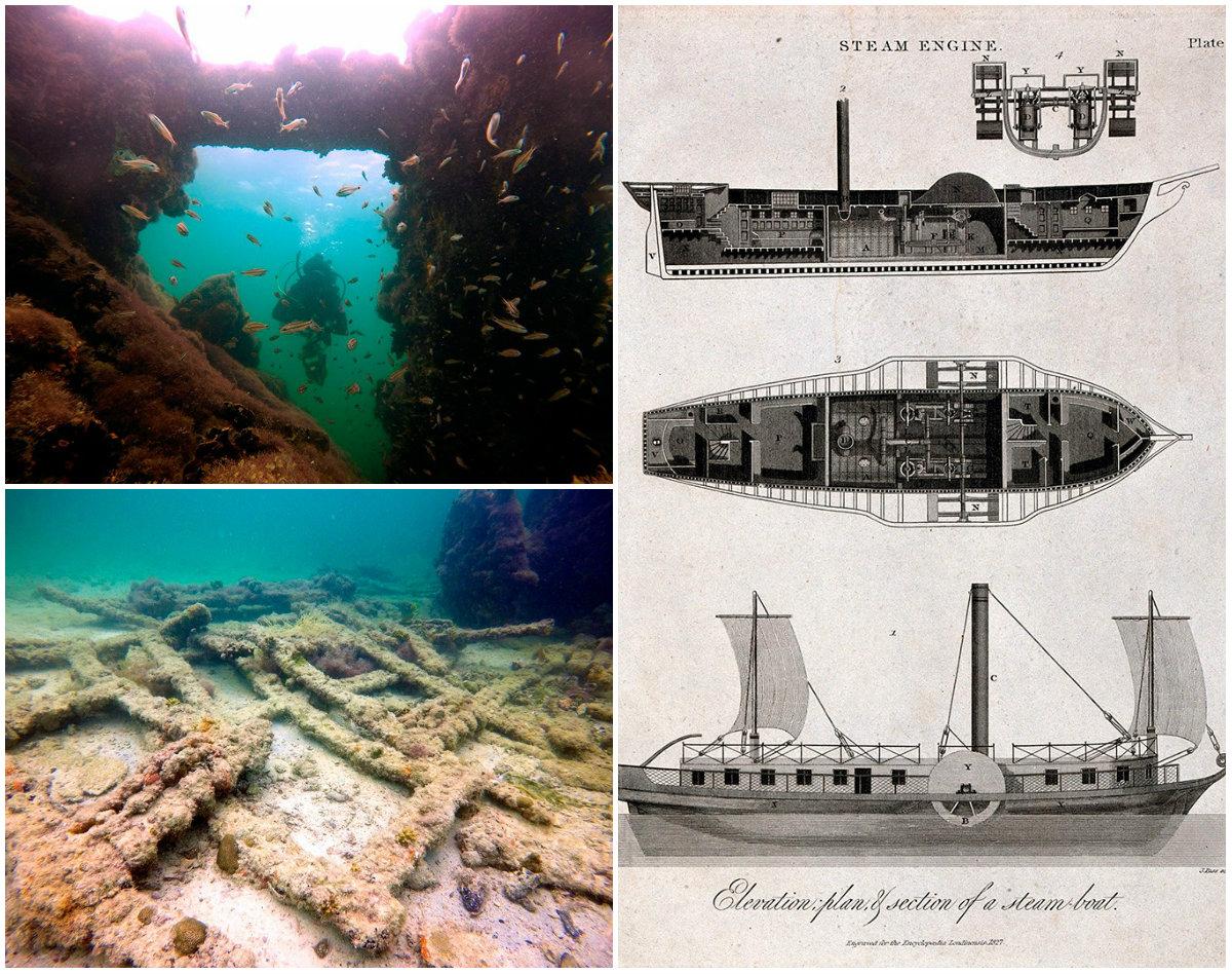 Descubren barco usado para traficar esclavos mayas – Pedro Canché Noticias